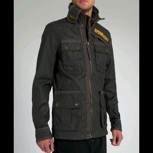 🎉Host Pic🎉Superdry Blackhawk Wax Jacket